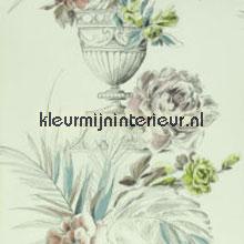 Zephirine travertin behang Designers Guild Zephirine P54704