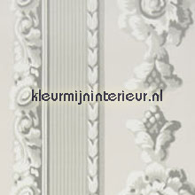 Palazetto platinum behang Designers Guild Zephirine P54802