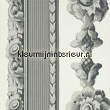 Palazetto charcoal behang Designers Guild Zephirine P54803