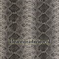 Slangenleer met reliefstructuur aanbieding behang aanbieding behang