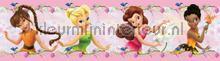 Flower fairies behang Dutch Wallcoverings Kinderranden