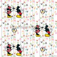 Mickey en minnie Kiss behang Dutch Wallcoverings meisjes