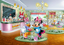 Minnie Mouse`s lunch fotobehang AG Design AG Design FTDs-1926