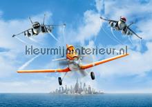 Planes above sea fotomurales AG Design AG Design FTDs-1927