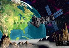 De aarde vanaf ... fotomurales AG Design AG Design FTS-0094
