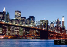 Brooklyn Bridge fotobehang AG Design AG Design FTS-0107