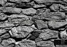 Grote stenenwand fotobehang AG Design AG Design