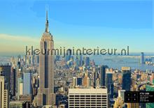 Wolkenkrabbers fotomurales AG Design AG Design FTS-1309
