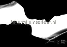 Silhouet hem en haar fotomurales AG Design AG Design FTS-1312