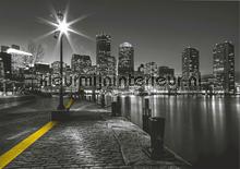 Uitzicht op de stad fotomurales AG Design AG Design FTS-1317