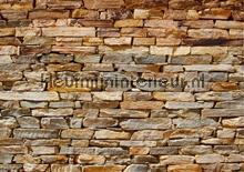 Stenen muur fotomurales AG Design AG Design FTS-1319