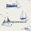 Sail away navy tapeten Harlequin weltraum