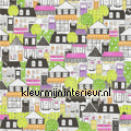 Boutique boulevard pink multi tapet Harlequin All about me 110536