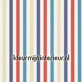 La di da pink red blue tapeten Harlequin weltraum