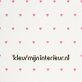 Love hearts candyfloss behang Harlequin meisjes
