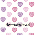 SWEET HEART gordijnstof rideau Harlequin All about me 130755