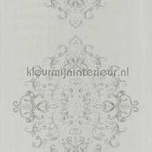 LE UNIQUE ARGENT papier peint Casadeco Ambassade AMBA81289104