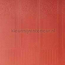 Oriental lambrizering wallcovering Anaglypta Veloute Flock