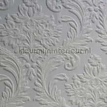 High Trad wallcovering Anaglypta Veloute Flock