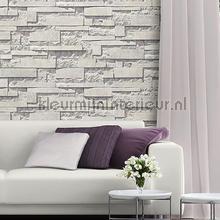 Raw and flat stones wallpaper XXXL behang AdaWall Anka 1601-1