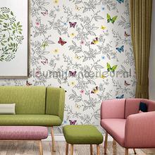 Sparkling butterflies wallpaper XXXL behang AdaWall Anka 1606-1