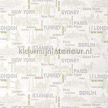 Capitals wallpaper XXXL behang AdaWall alle afbeeldingen