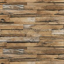 Authentic wood wallpaper XXXL behang AdaWall Anka 1612-2