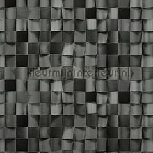 3d squares wallpaper XXXL papier peint AdaWall Anka 1615-4