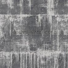 ANT2 kurk met blokpatroon behang Arte Antares ANT205