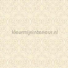 shadow scroll tapet York Wallcoverings Antonina Vella Mixed Metals bd44301