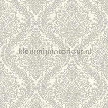 Tattersall damask tapeten York Wallcoverings Trendy