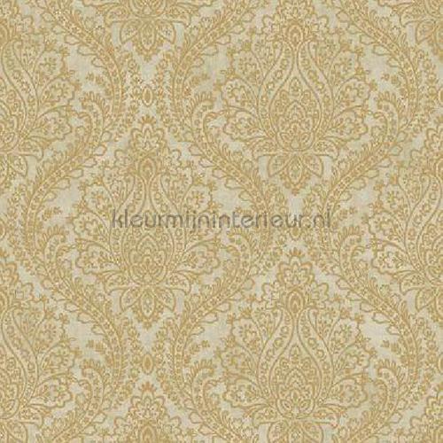 tattersall damask tapet mr643713 barok York Wallcoverings