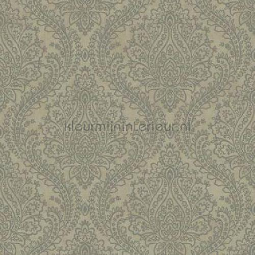 tattersall damask tapet mr643714 barok York Wallcoverings