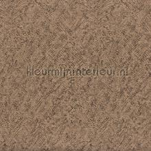 Cheyennes anthracite papier peint Casamance Apaches 73850274