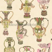 Khulu Vases tapet Cole and Son Ardmore 109-12057