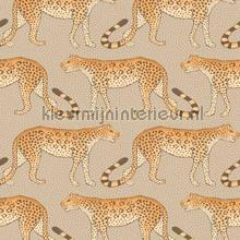 Leopard Walk tapeten Cole and Son weltraum