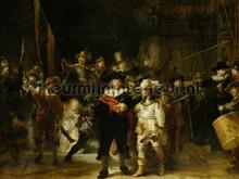 de Nachtwacht Rembrandt photomural BN Wallcoverings Art 30587