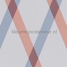 Grote diagonale ruit behang AS Creation alle afbeeldingen