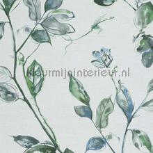 Handgeschilderde bloemen papier peint BN Wallcoverings Atelier 219452