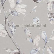 Handgeschilderde bloemen papier peint BN Wallcoverings Atelier 219453