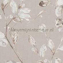 Handgeschilderde bloemen papier peint BN Wallcoverings Atelier 219454