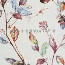 Handgeschilderde bloemen behang BN Wallcoverings romantisch modern