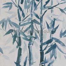 Handgeschilderde bamboe papier peint BN Wallcoverings Atelier 219464