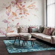 Aqaurel bloemen fotobehang BN Wallcoverings alle afbeeldingen