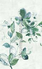 Aqaurel bloemen papier peint BN Wallcoverings Atelier 30621