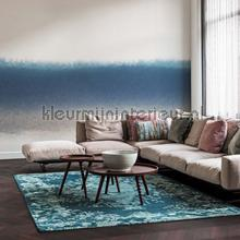 Blauw kleurverloop fotomurais BN Wallcoverings PiP studio wallpaper