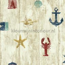 Weathered seashore papier peint Eijffinger Atlantic 343043