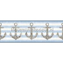 Anchors away border behang Eijffinger randen