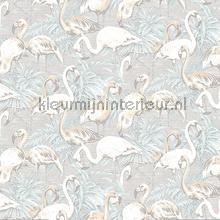Flamingo papel de parede Arte Avalon 31542
