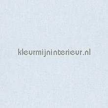 uni lichtblauw papel de parede Rasch Bambino XVII 247442